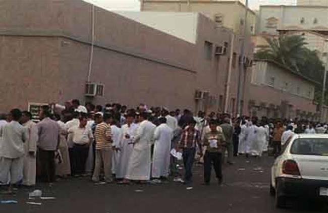 السفارة اليمنية في الرياض تغلق أبوابها أمام المغتربين ...