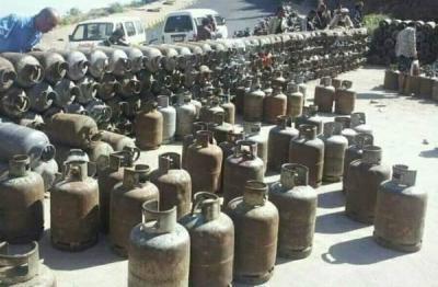إعلان هام لشركة الغاز في صنعاء بشأن عملية توزيع أسطوانات الغاز للمواطنين