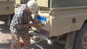 حملة أمنية متأخرة في عدن (صور)
