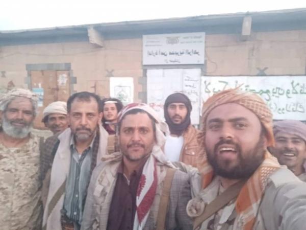 """تقدم قوات """"الشرعية"""" في محافظة البيضاء (صورة)"""