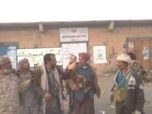 """عاجل: سيطرة قوات """"الشرعية"""" على كامل مديرية الزاهر في البيضاء"""