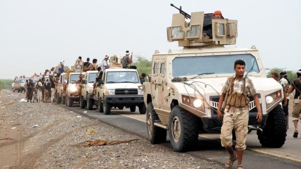 """أمريكا تعلن رسمياً خبراً بخصوص دعم """"القوات المسلحة اليمنية """""""