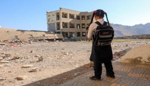 الأمم المتحدة … 6 ملايين طفل يمني يواجهون خطر الحرمان من التعليم