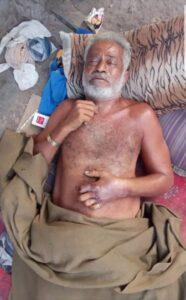 العثور على جثة مواطن في الخمسينات من عمرة متوفيا وسط إحدى شوارع عدن