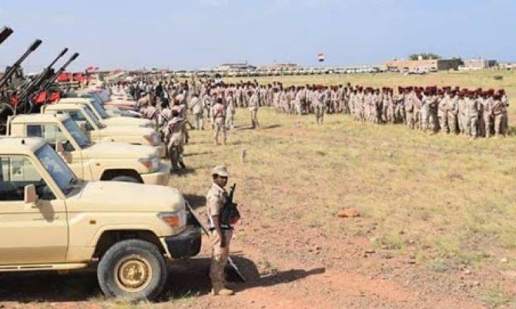 قوات الشرعية تهدد الانتقالي برد قوي إثر قيام الأخير بهذا العمل في أبين