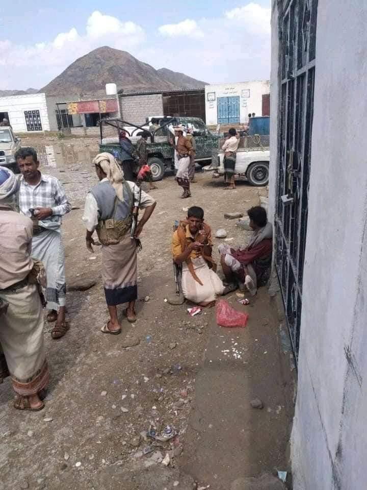 عاجل: قوات الحوثيين تتوغل في عمق أراضي شبوة وعلى مشارف اقتحام عتق (صورة)